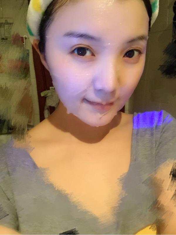 姬颜氏酵素蚕丝面膜-晚九点-闺蜜网