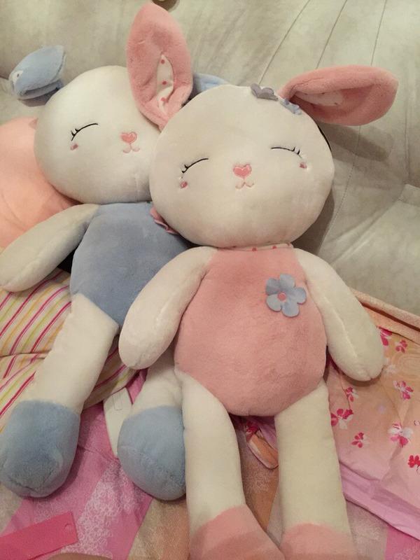 毛绒绒#晒晒我的兔宝宝 - 晚九点 - 闺蜜网