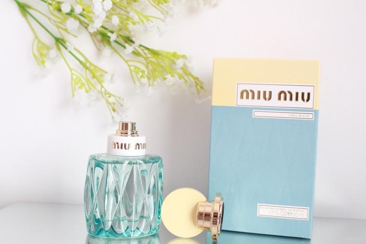 miumiu新版黄盖香水